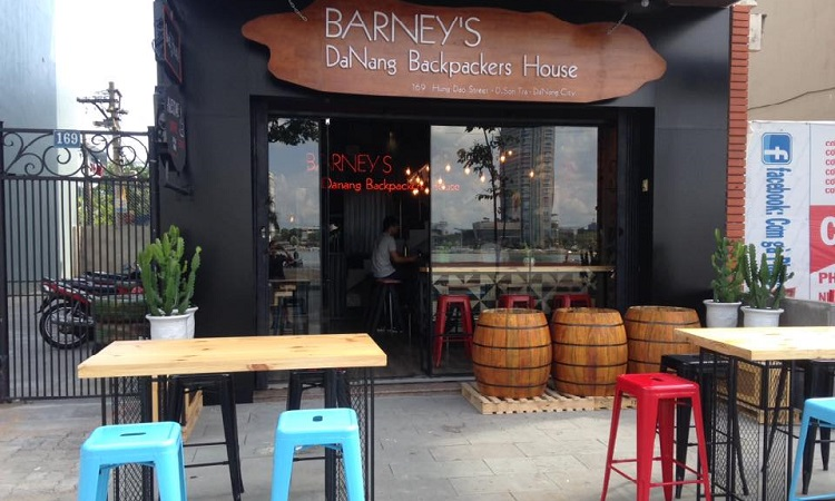 Barney's Danang Backpackers Hostel